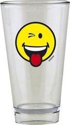 Zak!designs Zak! - Szklanka 300 ml, Wink, Smiley uniwersalny