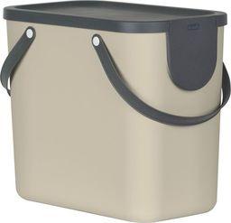 Kosz na śmieci Rotho ROTHO Pojemnik do segregacji odpadów 25L ALBULA uniwersalny