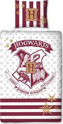 Pościel Harry Potter 140x200cm + 70x90cm biała