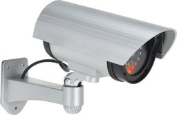 Security Atrapa kamery KAMERA przemysłowa zewnętrzna LED uniwersalny