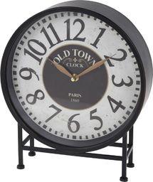 Segnale zegar na biurko, komodę, stół RETRO LOFT metalowy uniwersalny (4555)