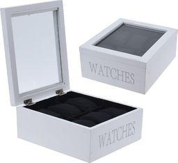 Home Styling Collection Pudełko etui ORGANIZER do zegarków na zegarki 6x uniwersalny