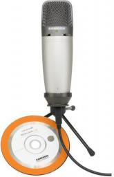 Mikrofon Samson C03U USB + Cakewalk Sonar LE (SAC03UCW)