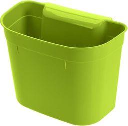 Kosz na śmieci Eh Excellent Houseware Pojemnik na obierki odpadki z blatu DRZWI SZUFLADĘ uniwersalny