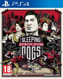 Sleeping Dogs: Definitive Edition PL/ENG (PS4)