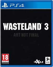 Wasteland 3 Day One Edition Pl PS4