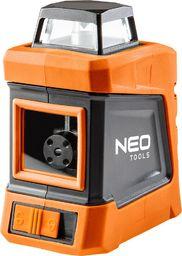 NEO Laser płaszczyznowy 15m 360° w poziomie z etui i statywem 1.5 m (75-102)