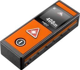 NEO dalmierz laserowy zasięg 40m ekran dotykowy (75-203)