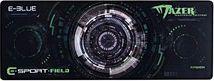 Podkładka E-Blue Podkładka Pod Mysz Gaming XL Czarno-Zielona E-Blue