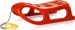 Prosperplast Sanki plastikowe Speed czerwone