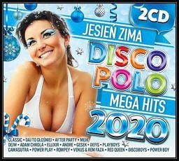 Jesień zima mega hits 2020 CD