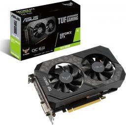 Karta graficzna Asus TUF GeForce GTX 1660 SUPER Gaming 6GB GDDR6 (TUF-GTX1660S-6G-GAMING)