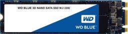 Dysk SSD Western Digital Blue SSD 2TB M.2 (WDBK3U0020BNC-WRSN)