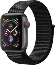 Smartwatch Apple Watch 4 GPS+Cellular 40 mm Grey Alu Czarny  (MTVN2NF/A)