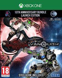 Bayonetta & Vanquish 10th Anniversary Bundle XONE Xbox One