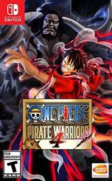 One Piece Pirate Warriors 4 PS4 PL