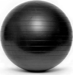 SMJ sport  Piłka gimnastyczna BL003 85 cm czarna uniwersalny