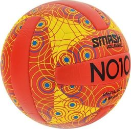 NO10 Piłka Siatkowa NO10 Smash Red 56063 C 5