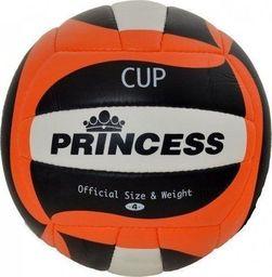 SMJ sport Piłka siatkowa SMJ Sport Princess Star Cup orange Jr. uniwersalny