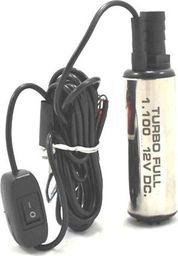 Elekytryczna pompka zanurzeniowa  do wody i oleju 1100L/h 12V uniwersalny