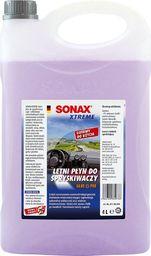 SONAX Sonax Xtreme - gotowy letni płyn do spryskiwaczy 4L uniwersalny