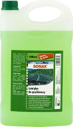 SONAX Sonax gotowy letni płyn do spryskiwaczy - Jabłkowy 4L uniwersalny