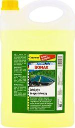SONAX Sonax gotowy letni płyn do spryskiwaczy  - Cytrynowy 4L uniwersalny