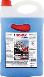 SONAX Sonax Xtreme zimowy płyn do spryskiwaczy -20°C 4L uniwersalny