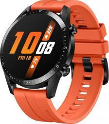Smartwatch Huawei Watch GT 2 46mm Pomarańczowy  (WATCH GT 2 SPORT SUNSET ORANGE)