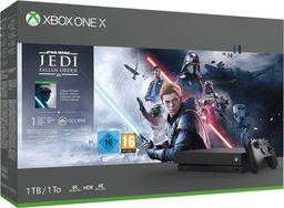 Microsoft Xbox One X 1TB + Star Wars Jedi Fallen Order