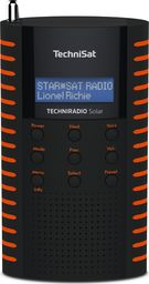 Radio Technisat Technisat TechniRadio Solar black/orange