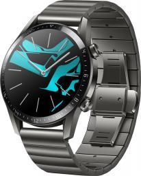 Smartwatch Huawei Watch GT 2 Elite 46mm Srebrny  (4061856507705)