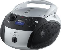 Radioodtwarzacz Grundig GRB 4000 BT DAB+ silver/black