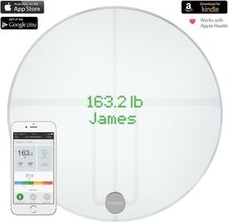 Qardio QARDIO BASE 2 arctic white Intelligent scale