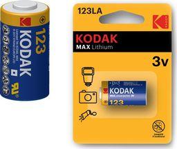 Kodak Bateria Max CR123 1szt.