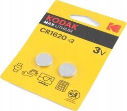 Kodak Bateria Max CR1620 2szt.