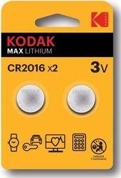 Kodak Bateria Max CR2016 2szt.