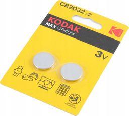 Kodak Bateria Max CR2032 2szt.