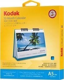 Kodak Foto - Kalendarz A5 Do Samodzielnego Druku Kodak - Niebieski