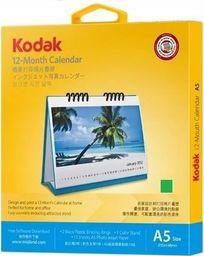 Kodak Foto - Kalendarz A5 Do Samodzielnego Druku Kodak - Zielony
