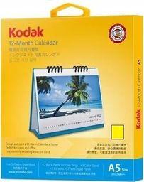 Kodak Foto - Kalendarz A5 Do Samodzielnego Druku Kodak - Żółty
