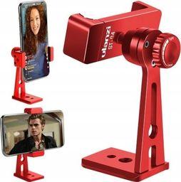 Selfie stick Ulanzi Uchwyt Obrót 360 Na Statyw Do Smartfona Ulanzi St-04 - Czerwony