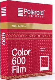 Polaroid Wkład Papier Wkłady Do Polaroid 600 / Festive Red