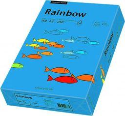 Papyrus Papier ksero Rainbow A4 160g ciemnoniebieski 250 arkuszy