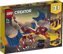 LEGO Creator Smok ognia (31102)