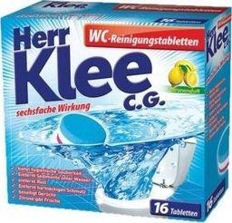 Herr Klee Herr Klee Tabletki odkamieniające do WC 16 szt.