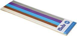 3Doodler Filament ABS - Wkłady zapasowe do długopisu 3Doodler 25 sztuk, 5 kolorów (AB-MIX2)