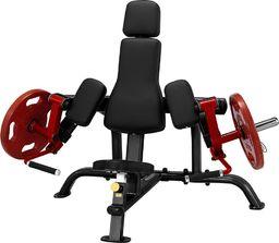 Steelflex Stanowisko do ćwiczeń izolowanych na biceps - Steelflex PlateLoad line PLBC Kolor Szary