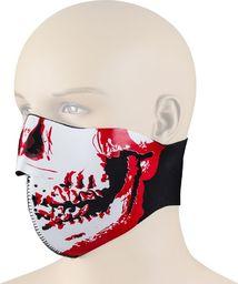 W-TEC Uniwersalna maska na motor W-TEC NF-7850 Kolor Szary
