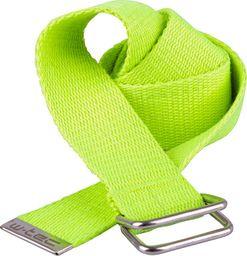 W-TEC Pasek do spodni motocyklowych W-TEC Turvoo Długość 110 cm, Kolor Fluo zielony